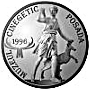 Silver medal dedicated to the Hunting Museum in Posada – obverse