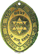 Medal - Jews Conversion to Christianity – obverse