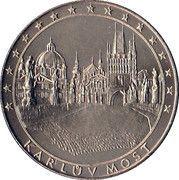 National Heritage Czech Republic - Praha (Karluv Most) – obverse