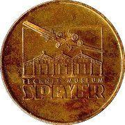 Token - Technik Museum Speyer (2000 Jahre) – obverse