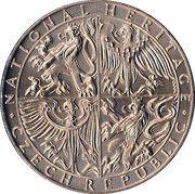National Heritage Czech Republic - Prague Astronomical Clock – reverse