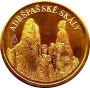 Token - Adrspach (Adršpašské skály) – obverse