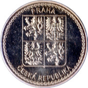 Token - Česká Republica (Praha) – obverse