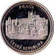 Token - Česká Republica (Praha) – reverse