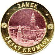 Token - Česká Republika Pamětník (Český Krumlov Zámek) – obverse