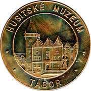 Token - Česká Republika Pamětník (Husitske Muzeum Tabor) – obverse