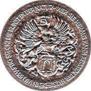 Medal - Albrecht Dürer – reverse