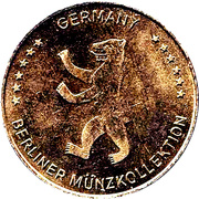 Berliner Münzkollektion - Berliner Dom – reverse