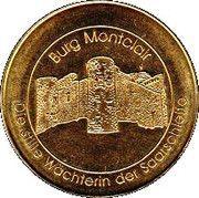 National Tokens Deutsche Münzkollektion - Burg Montclair – obverse