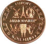 Europe Collection - Hamburg - Landungsbrücken – reverse