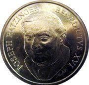 Token - Germany Deutsche Münzkollektion (Joseph Ratzinger Benedictvs XVI) – obverse