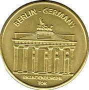 jeton - BERLIN-GERMANY – obverse