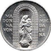 Sankt Magdalena Kloster – reverse