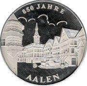 Token - Aalen (850 Jahre) – reverse