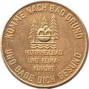 Token - Berostadt Bad Grund / Harz – reverse