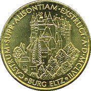 Token - Burg Eltz (23.6 mm) – reverse
