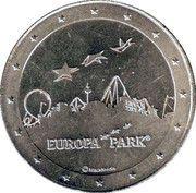Token - Europa Park (Edda) – reverse