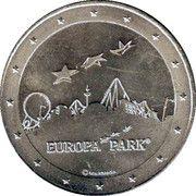 Token - Europa Park (Ireland) – reverse