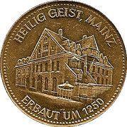 Token - Historischer Gasthof (Heilig Geist, Mainz) – obverse