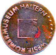 Token - Roman Museum (Westf. Römermuseum Haltern) – reverse