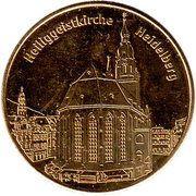 Token - Germany Deutsche Münzkollektion (Heidelberg - Heiliggeistkirche) – obverse