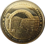 Token - Monuments and Museums of Greece (Archaeological Museum of  Olympia) – reverse