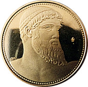 Token - Monuments and Museums of Greece (National Archaeological Museum) – obverse