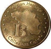 Belgian Heritage Collectors Coin - 1 an de la naissance de Kai Mook – reverse