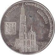 Belgian Heritage Collectors Coin - Antwerpen (Onze-Lieve-Vrouwekathedraal) – obverse