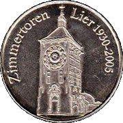 Belgian Heritage Collectors Coin - Lier (Zimmertoren) – obverse