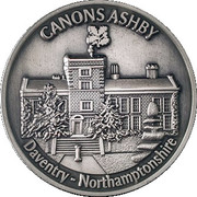 Token - National Trust (Canons Ashby) – obverse
