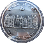 Token - National Trust (Montacute House) – obverse