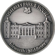 Token - National Trust (Osterley Park & House) – obverse