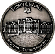 Token - National Trust (Wimpole Hall) – obverse