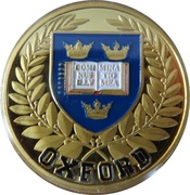 Token - Oxford (The Radcliffe Camera) – obverse