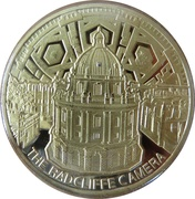 Token - Oxford (The Radcliffe Camera) – reverse