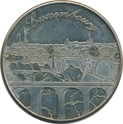 Luxembourg Heritage Collectors Coin - Luxembourg – obverse