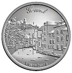 Luxembourg Heritage Collectors Coin - Grund – obverse