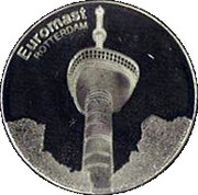 Dutch Heritage Collectors Coin - Euromast – obverse
