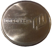 Token - Dordt in Stoom 2012 – reverse