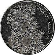 Fallas Valencia (Silver) -  obverse