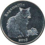 1 Pound (Ragamuffin) – reverse
