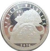 1000 Kwacha (African Buffalo) – reverse