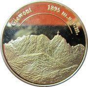Giewont 1895 m.n.p.m. / Stary Kosciol Zakopane -  obverse