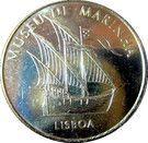 Token - Lisboa (Museu de Marinha) – obverse