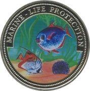 10 Sika (Marine Life Protection) – reverse