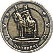 Token - Budapest (Fisherman's bastion) – obverse