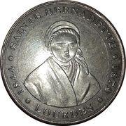 Token - Notre-Dame de Lourdes (Sainte bernadette) – obverse