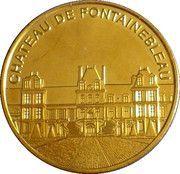 Token - Réunion des Musées Nationaux (Château de Fontainebleau) – obverse