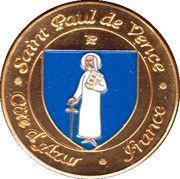 Token - Prune (Saint-Paul De Vence) – reverse